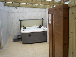 Espace détente spa / sauna / hammam