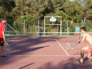 Activités sportives / terrains de sport